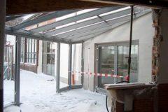 Umbau Februar 2005
